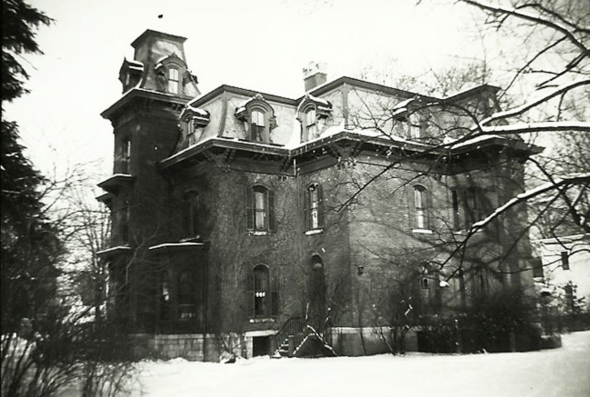 Upstate mansion for sale mike franklin 315 876 2262 for Historic second empire house plans